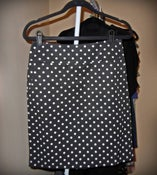 Image of Merona Polka Dot Pencil Skirt