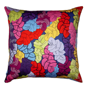 Image of leaf cushion