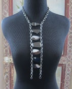 Image of Agate Ladder Necklace