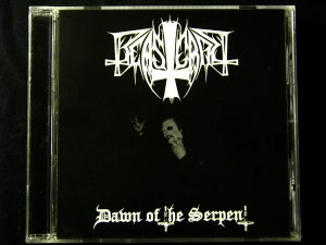 "Image of BEASTCRAFT  ""Dawn of the Serpent"" - GR002 CD"