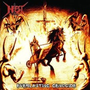 "Image of INFEST ""Everlasting Genocide"" - GR016 CD"