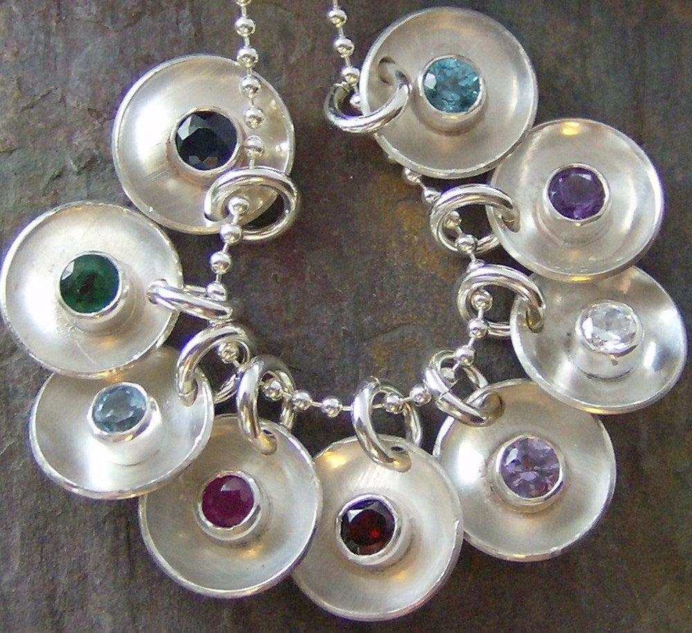 Image of Momma loves color 2 charm...