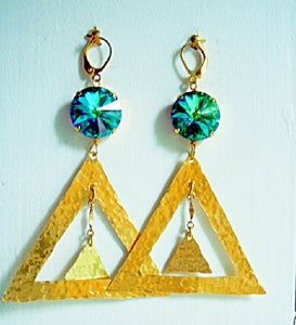 Image of Ninth Dynasty .....earrings