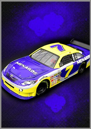 Image of 2010 CFS Menards Toyota Die Cast