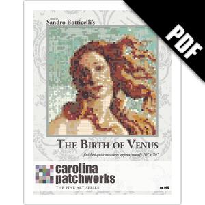Image of No. 046 -- The Birth of Venus {PDF Version}
