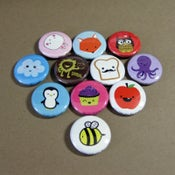 Image of Button Set of 11
