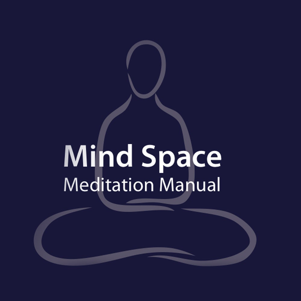 Image of Mind Space Meditation Manual