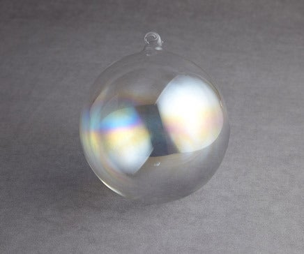 Image of Blown Glass Ornament BC-136