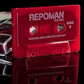 Image of Repo Man South East Asia tour tape