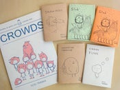 Image of Set of 5 zines