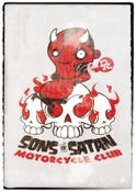 Image of Sons of Satan Motorcycle Club Print