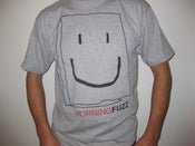 Image of Morning Fuzz Bag Head T-Shirt *Gray