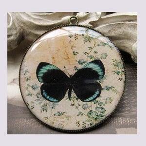 Image of médaillon papillon