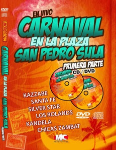 Image of CARNAVAL EN LA PLAZA, PARTE 1 - DVD Y CD