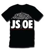 "Image of 2011 ""JSOE"" Black Cement Tee (S-XL)"