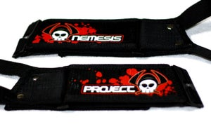 Image of Nemesis Project X 19tooth Hardbite V2 straps
