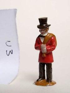 Image of 1793 Letter Carrier or Bell Man (U3)
