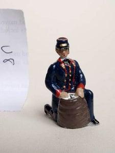 Image of 1875 Kneeling Postman (U8)