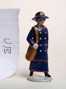 Image of 1915 Wartime Postwoman (U13)