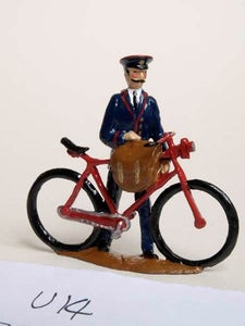 Image of 1932 New cap and bicycle (U14)