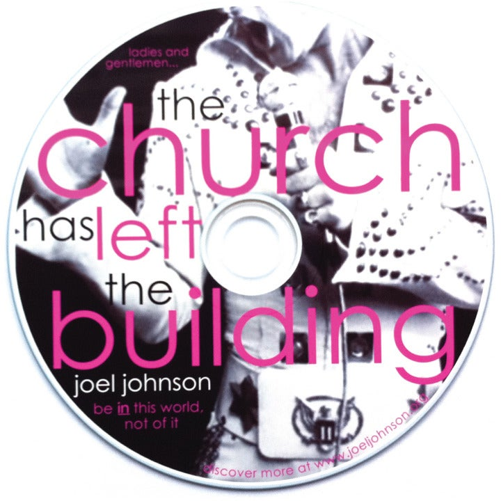 Image of The Church has Left the Building CD