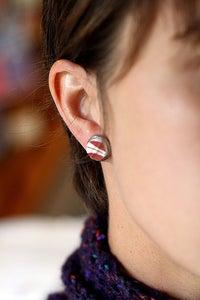 Image of Fire Dancer Earrings