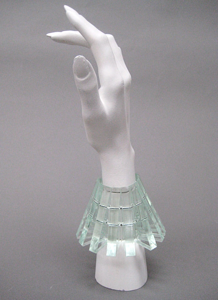Image of House of Flora Lucite Cuff