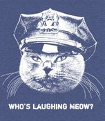 Image of Who's Laughing Meow
