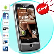 Image of Alpha Trident - Android 2.2 Froyo Smartphone with 3.5 Inch Touchscreen (Dual SIM, Wi-Fi, GPS)