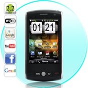 Image of Altair Novus - Dual SIM Android 2.2 Froyo Smartphone with 3.5 Inch Capacitive Touch Screen