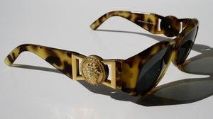 Image of Vintage Gianni Versace Sunglasses mod. 424 col. 867 FB *RARE*