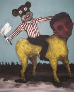 Image of Untitled Painting by Chas Glover