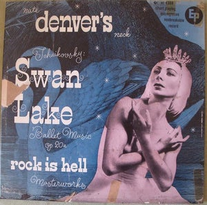 "Image of NATE DENVER'S NECK ""Swan Lake"" 10"" / ON SALE"