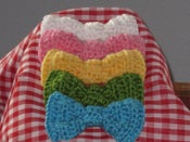 "Image of Crochet Hair ""Bows"""