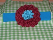 Image of Tufty Crochet bows