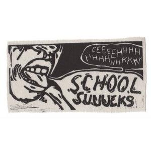 Image of School Sucks Patch