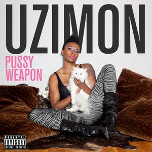 Image of Pussy Weapon CD - Uzimon