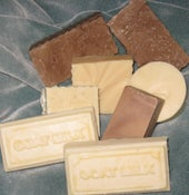 Image of Goat Milk Soap: Available Scents