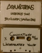Image of Undefeated Youth Cassette /35