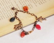 Image of Walking in the wood in an Autumn morning - bracelet