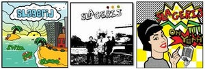 Image of CD Discography Mega Deal: Every Slagerij cd release!! (4 cd collection)