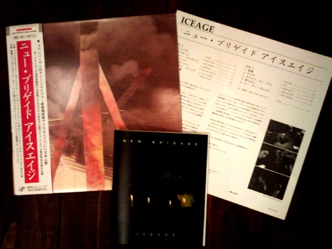 "Image of ICEAGE ""NEW BRIGADE"" BIG LOVE EDITION LP LTD.150"