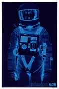 Image of spaceman sticker