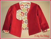 Image of The Sweetheart Jacket. Size 3/4 Eisley Rae