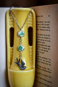 Image of Fly Away Necklace