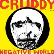 Image of Cruddy - Negative World LP (12XU 029-1)
