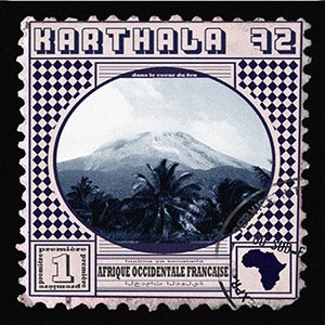 "Image of Karthala 72 (EC015) 7"" 45rpm"