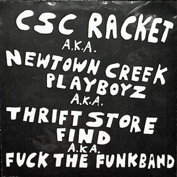 """Image of CSC Funk Band """"Bad Banana Bread"""" 7"""" 45rpm"""