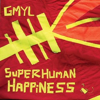 "Image of Superhuman Happiness ""Hounds"" 7"" 45rpm"
