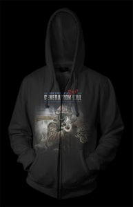 """Image of """"Red, White and Blood"""" Limited Edition Hoodie"""